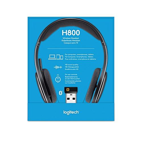 313df37085b Logitech H800 Bluetooth Wireless Headset @ Best Price Online | Jumia ...