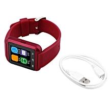 Bluetooth Smart Wrist Watch Phone Camera Card Mate Universal For Smart Phone