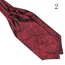 a53ec1928e260 Men's Classic Colorful Silky Satin Wedding Banquet Necktie Cravat  Ascot Tie-