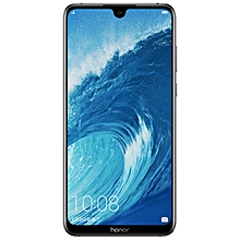 Honor 8x Max 7.12-Inch (4GB,64GB ROM), Dual 16MP + 8MP Dual SIM - Black