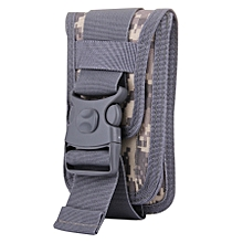 Stylish Multifunctional Outdoor Waist Bag Phone Camera Protective Case Card Pocket Wallet