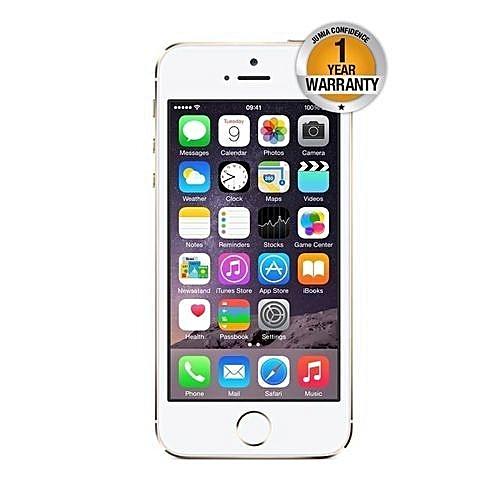 Apple iPhone 5s - 32GB - 1GB RAM - 8MP Camera - Single Sim - Gold ... 542463dba6