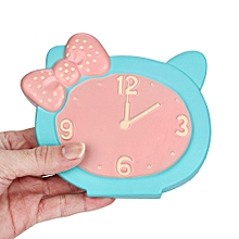 Squeeze Alarm Clock Squishy Slow Rising Decompression Toys Easter Gift PK