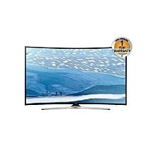 49NU7300- 49''  - UHD 4K Curved Smart LED TV - HDR - Black
