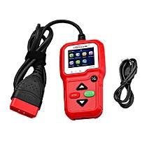 KW680 OBD2 OBDII EOBD Car Scanner Code Reader Diagnostic Tool Red LBQ