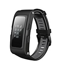 T28 Heart Rate GPS Waterproof Smart Bracelet Watch Wristband Sport Fitness Track