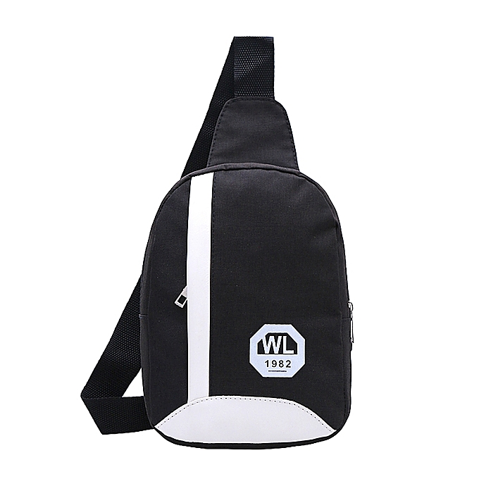 Generic Portable Men s Chest Bag Outside Leisure Travel Cycling  Multi-functional Couples Small Bags Mini Messenger Bag 4093daa74