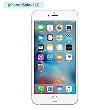 OR 5.5inch Smartphone Fingerprint 16GB ROM HD Camera Phone For iPhone 6Splus-rose golden-EU plug