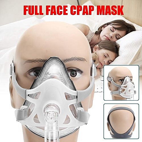 Beauty S Resmart Full Face Cpap Mask Inc Headgear For Sleep Apnea