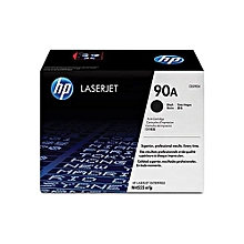 90A - CE390A - LaserJet Toner Cartridge - Black