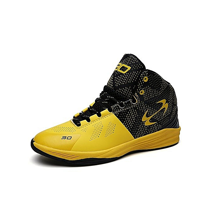 65140afbc63 Tauntte Men Basketball Shoes Anti-Slip Outdoor Athletic Shoes ...
