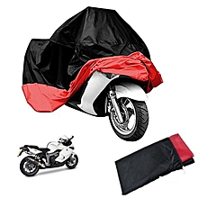 Motorcycle Street Bike Cover Waterproof Protective Rain Breathable -XXXL