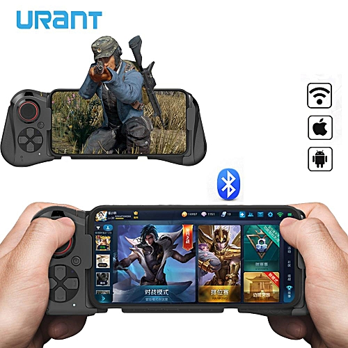 Pubg Controller Phone Holder for iPhone X Samsung S9 Game Mobile Phone  Stand Heat Sink Cooling Bluetooth Games Controller Handle Holder xYx-S