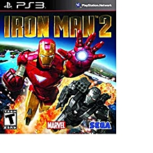 PS3 Game Iron Man 2