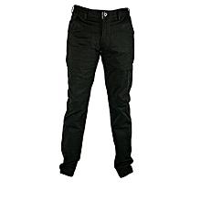 Black Men's Khaki Pants