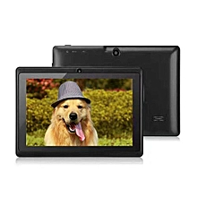 7inch TFT LCD Display Dual Core Children'S Tablet PC Computer 8G For Android-black