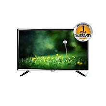 "HTC-2428 /2046- 24"" Digital LED TV - Black"