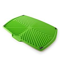 Self-Draining Tray - Green