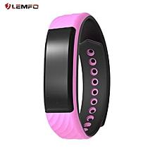 LEMFO W810 Smart Watch Wristband Heart Rate Sleep Monitor Waterproof Call Alert Step Calorie Distance Pedometer Smart Bracelet