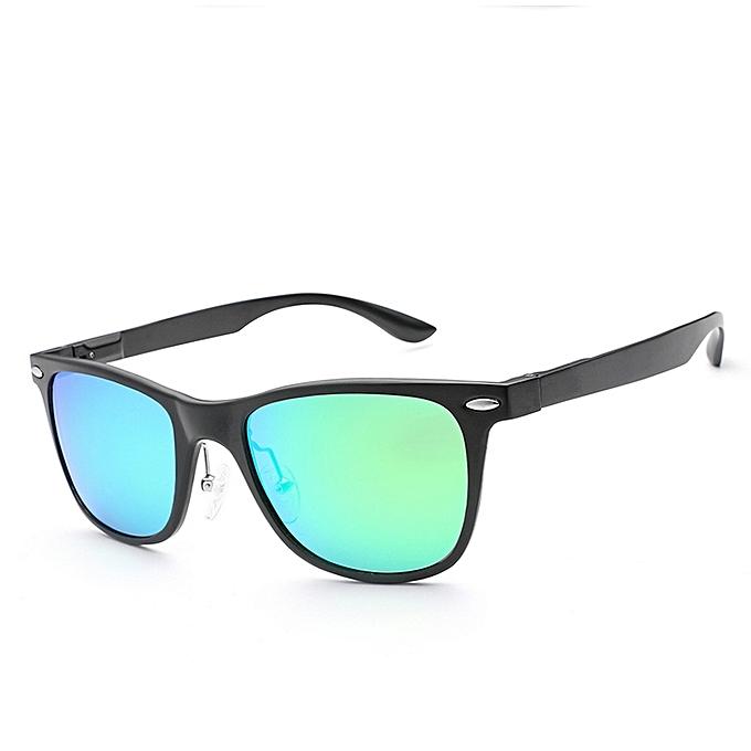 ... Brand Designer Aluminum Magnesium Polarized Sunglasses Men Vintage  Rivet UV400 Goggles Oculos De Sol For Feminino dbfd7f4c96