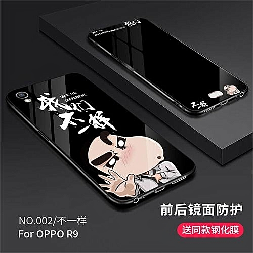Jual One X Terbaru & Terlengkap Lazada co id Source · Silicone TPU Frame Tempered Glass Case For Oppo F1 Plus Oppo R9 5 5 Inch