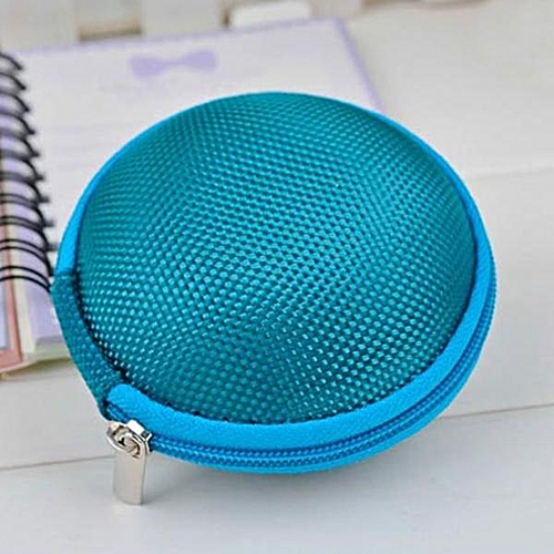 Colorful Carrying Storage Bag Case For Earphone Cable