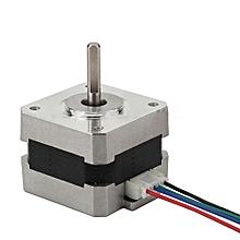 Stepper Motor Nema17 Shaft For 5mm Pulley RepRap CNC Prusa Rostock 3D Printer