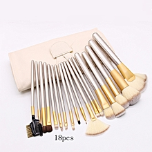 Make Up Brush Set 18 Pcs