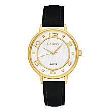 GAIETY G117 Fashion Luxury Classic Leather Watch Women