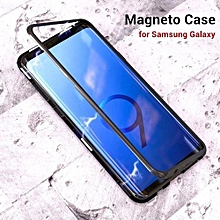 Magnetic Absorption Case For Samsung Galaxy S9 Plus  c-0 (Color:Main Picture)