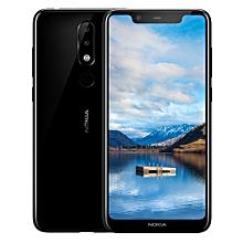 X5 4G Phablet 5.86 Inch Helio P60 3GB RAM 32GB ROM-Black