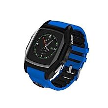 Diggro GT68 Bluetooth Smart Watch Sports Phone Watch Heart Rate SOS GPS -Blue
