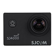 SJCAM SJ4000 HD 1080P WiFi Sports Action Camera Waterproof DV Camcorder 12MP Black