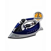 ST-CC0212 D - Dry/Steam Iron - 2000W - Silver & Blue