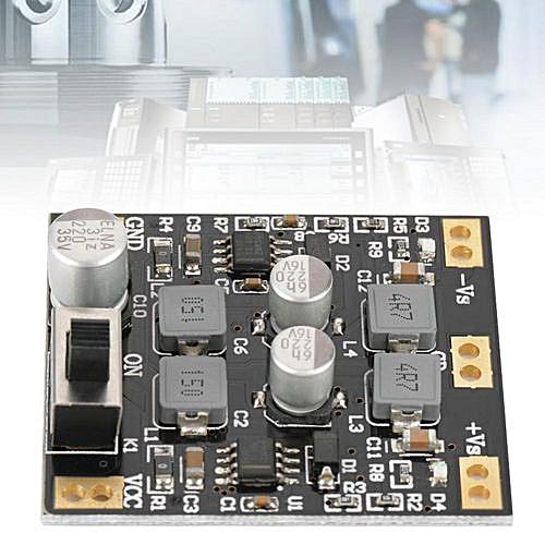 Shanyu Input 7~ 24V Output 5V Positive And Negative Voltage Regulator Power  Supply Module