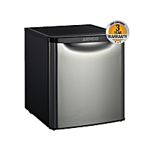 ARF-077XR(S) - 1 door - Mini Bar Refrigerator - 2.5Cu.ft. -  50L -  Lockable - Black & Silver
