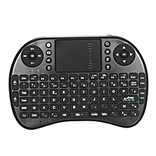 iPazzport Mini 2.4G France Layout Wireless Keyboard Touchpad Mouse For Android TV Tablet