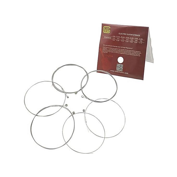 Buy Epath Irin E101 Music Steel 0 010 0 046 Inch Strings For
