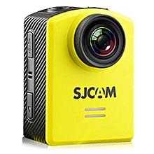 SJCAM M20 2160P 16MP 166 Degree Novatek 96660 WiFi Action Camera Car Sport DV Recorder Yellow