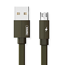 Remax RC-094m Kerolla series MicroUSB Fast Charge Cable VVAXIANG