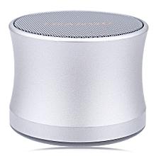 TRANGU KS - 01 Shock Sound Bluetooth Speaker TF Card Mode Music Stereo SILVER