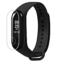 Protective Film Ultra-thin Soft Durable Screen Protector for Xiaomi Mi Band 3 Smart Wristband Bracelet