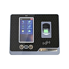 Realand KF560 4.3inch TFT Touch Sreen Biometric Fingerprint Face Recognition Time Attendance System
