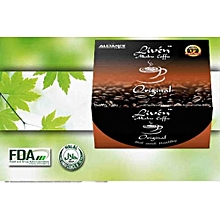 Natural Liven Alkaline Coffee - 20 Sachets