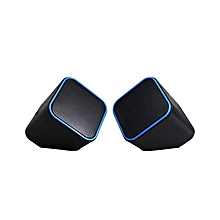 VB-702-BLUE - Diamond Speaker - Blue