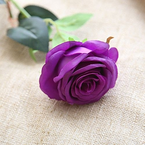 Buy generic pretty diy artificial silk fake flowers leaf rose floral pretty diy artificial silk fake flowers leaf rose floral wedding home decor pp mightylinksfo