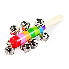 Cute Children Kids Bed Bells New Infant Baby Developmental Toys Handbell