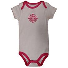 Baby Bodysuits - Pink