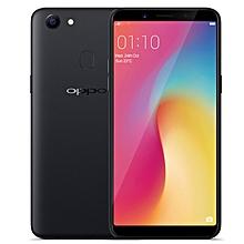 A73 6.0-inch Full HD+ (4GB, 32GB ROM) Android 7.1 Nougat, 13MP + 16MP, 3200mAh , Dual Sim 4G LTE Smartphone - Black