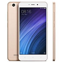 Xiaomi Redmi 4A 5 inch 2GB RAM 16GB ROM Snapdragon 425 Quad core smartphone Gold